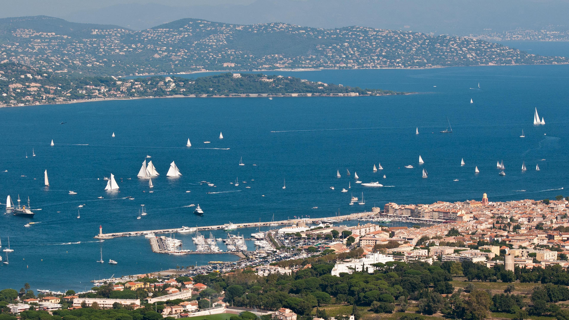 Hotel and Spa near Saint Tropez (French Riviera)